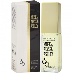Kaufen Sie Alyssa Ashley Musk Damenparfüm Eau de Toilette EDT Vapo 100 ml