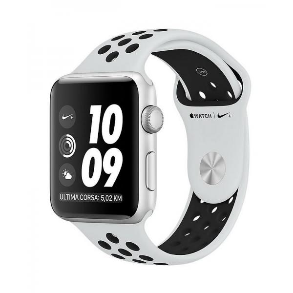 Kaufen Sie Apple Watch Nike+ Series 3 GPS 38MM Silver cod. MQKX2QL/A