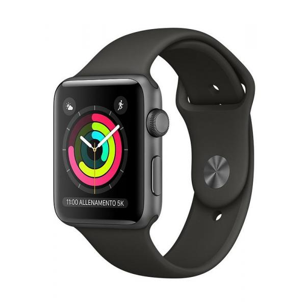 Kaufen Sie Apple Watch Series 3 GPS 38MM Grey cod. MR352QL/A