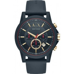 Armani Exchange Herrenuhr Outerbanks AX1335 Chronograph