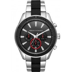 Armani Exchange Herrenuhr Enzo AX1813 Chronograph