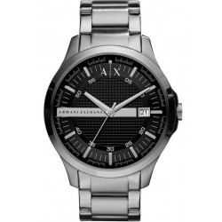 Armani Exchange Herrenuhr Hampton AX2103