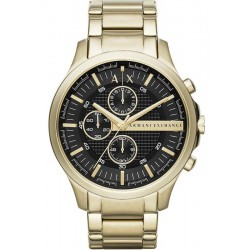 Armani Exchange Herrenuhr Hampton AX2137 Chronograph