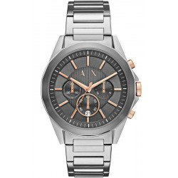 Armani Exchange Herrenuhr Drexler AX2606 Chronograph