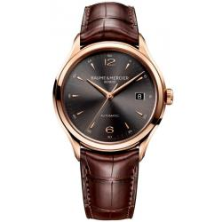 Baume & Mercier Herrenuhr Clifton Gold Automatic 10059