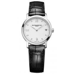 Baume & Mercier Damenuhr Classima 10146 Diamanten Quartz
