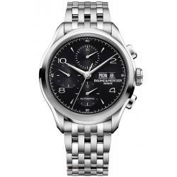 Baume & Mercier Herrenuhr Clifton 10212 Automatik Chronograph