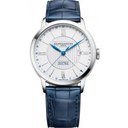 Baume & Mercier Herrenuhr Classima 10272 Dual Time Automatic