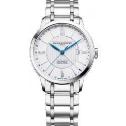 Kaufen Sie Baume & Mercier Herrenuhr Classima 10273 Dual Time Automatic