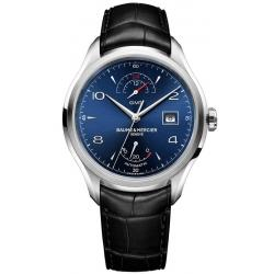 Baume & Mercier Herrenuhr Clifton GMT Automatic 10316