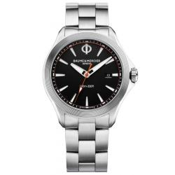 Baume & Mercier Herrenuhr Clifton Club 10412 Quartz