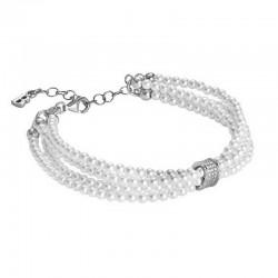 Kaufen Sie Boccadamo Damenarmband Perle BR460 Swarovski