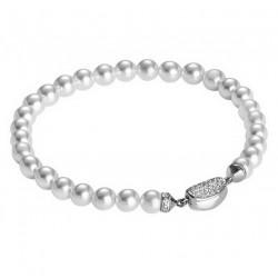 Kaufen Sie Boccadamo Damenarmband Perle BR467XL Swarovski