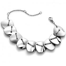 Kaufen Sie Breil Damenarmband Back To Stones TJ1370