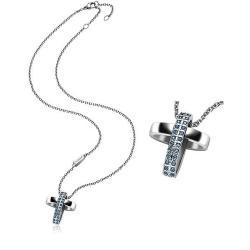 Kaufen Sie Breil Damenhalskette Charming Cross TJ1462 Kreuz