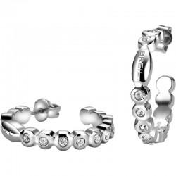 Kaufen Sie Breil Damenohrringe Rolling Diamonds TJ1568