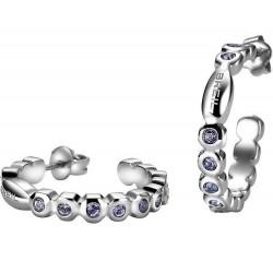 Kaufen Sie Breil Damenohrringe Rolling Diamonds TJ1572