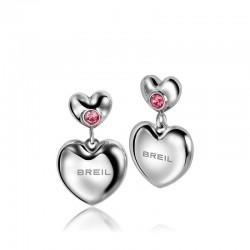 Kaufen Sie Breil Damenohrringe Love Around TJ1704 Herz