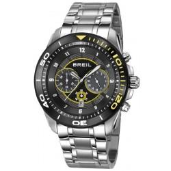 Breil Herrenuhr Edge TW1290 Quarz Chronograph