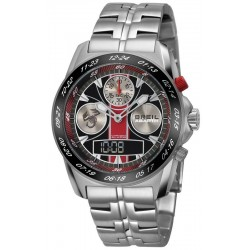 Breil Abarth Herrenuhr TW1365 Quarz Multifunktions