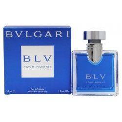Bulgari Blu Herrenparfüm Eau de Toilette EDT Vapo 30 ml