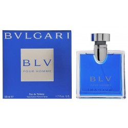 Bulgari Blu Herrenparfüm Eau de Toilette EDT Vapo 50 ml