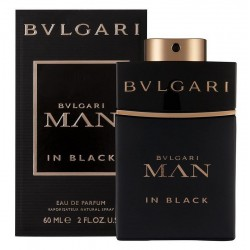 Bulgari Man in Black Herrenparfüm Eau de Parfum EDP 60 ml