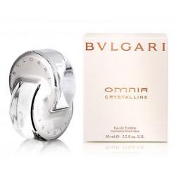 Bulgari Omnia Crystalline Damenparfüm Eau de Toilette EDT Vapo 65 ml