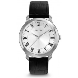 Bulova Herrenuhr Dress 96A133 Quartz