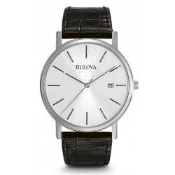 Bulova Herrenuhr Dress 96B104 Quartz