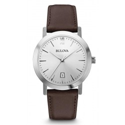Bulova Herrenuhr Dress 96B217 Quartz