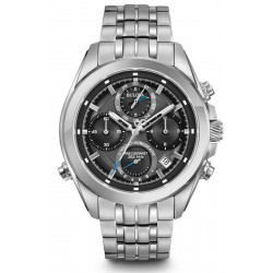 Kaufen Sie Bulova Herrenuhr Dress Precisionist 4 Eye 96B260 Quarz Chronograph