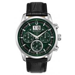 Kaufen Sie Bulova Herrenuhr Sutton Classic 96B310 Quarz Chronograph