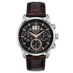 Kaufen Sie Bulova Herrenuhr Sutton Classic 96B311 Quarz Chronograph