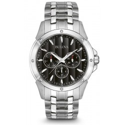Kaufen Sie Bulova Herrenuhr Dress 96C107 Quarz Multifunktions