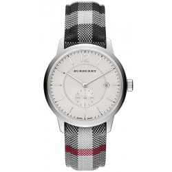 Kaufen Sie Burberry Herrenuhr The Classic Round BU10002