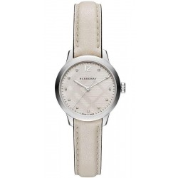 Kaufen Sie Burberry Damenuhr The Classic Round BU10105 Diamanten