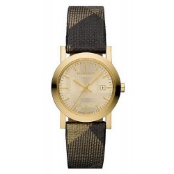 Burberry Damenuhr The City Nova Check BU1875 kaufen