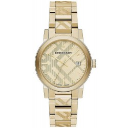 Burberry Damenuhr The City BU9038