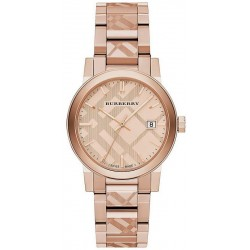 Kaufen Sie Burberry Damenuhr The City BU9039