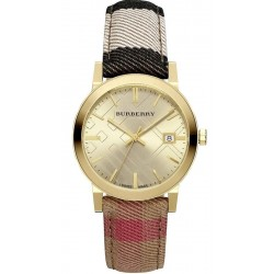 Burberry Damenuhr The City BU9041