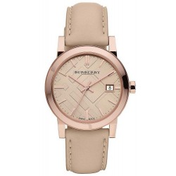 Kaufen Sie Burberry Damenuhr The City BU9109