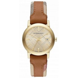Burberry Damenuhr The City Haymarket BU9133