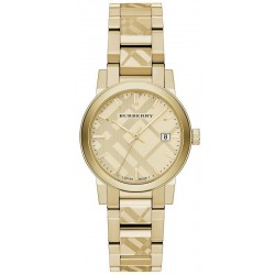 Burberry Damenuhr The City BU9145