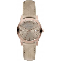 Burberry Damenuhr The City BU9154