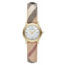 Burberry Damenuhr The City BU9226 Diamanten