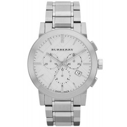 Kaufen Sie Burberry Herrenuhr The City BU9350 Chronograph