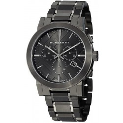 Kaufen Sie Burberry Herrenuhr The City BU9354 Chronograph