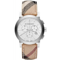 Kaufen Sie Burberry Herrenuhr The City Haymarket BU9360 Chronograph