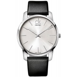 Calvin Klein Herrenuhr City K2G211C6